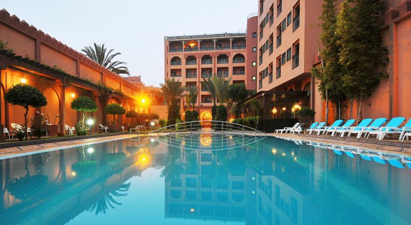 distance ifrane marrakech